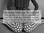 collant fantaisie note sophistication