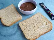tartinade allégée café avec inuline sucralose xanthane (sans sucre sans beurre)