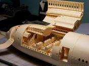 Boeing 777-330 papier kraft