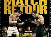 Critique Ciné Match Retour, match vannes