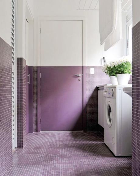 les jeudis graphiques peindre ses murs moiti d couvrir. Black Bedroom Furniture Sets. Home Design Ideas