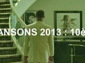 chansons 2013 10ème