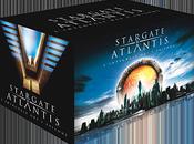 Soldes l'intégrale Stargate Atlantis 37.99