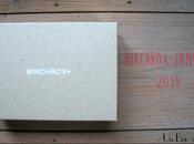 Birchbox janvier 2014