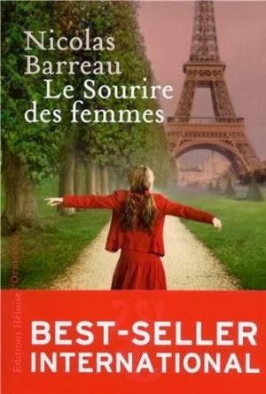 Le Sourire des femmes, Nicolas Barreau