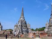 route entre Ayutthaya Chiang