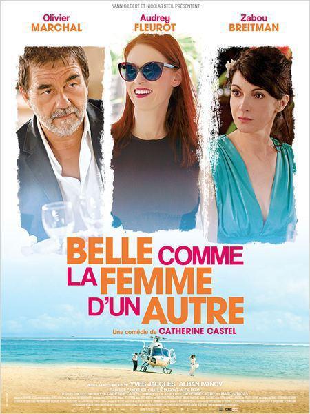 Comédie française de Catherine Castel (II), avec Olivier Marchal