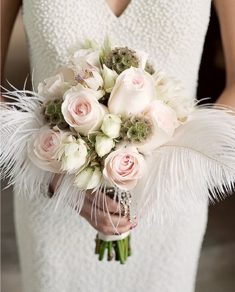 Gatsby une d coration de mariage inspir e des ann es folles paperblog - Decoration annees folles ...