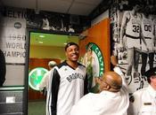 Paul Pierce Kevin Garnett retournent Boston