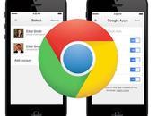 mise jour Google Chrome pour