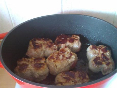 et pour ce week end quoi de bon à cuisiner ? des paupiettes aux
