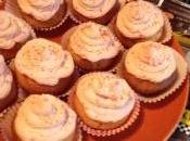 Cupcake fraise Tagada