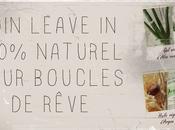 """#cheveux soin leave """"100% naturel"""" simplissime pour boucles ondulations magnifiées"""