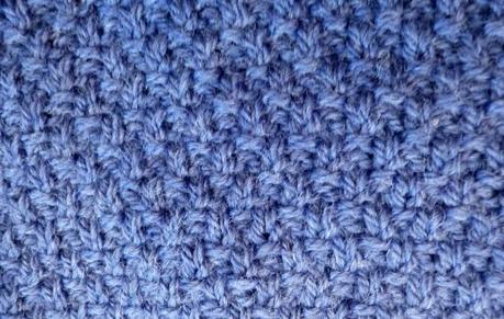 Du point de bl et de jolis points de torsades pour - Point de ble au tricot ...