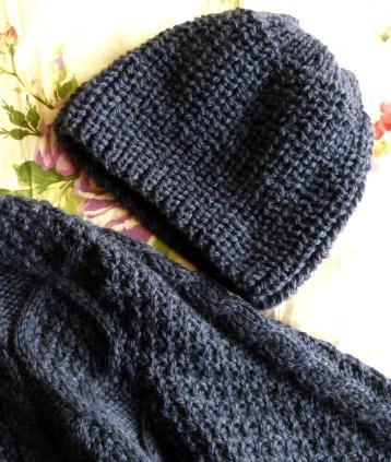 bonnet gar on en c tes perl es en taille 8 10 ans paperblog. Black Bedroom Furniture Sets. Home Design Ideas