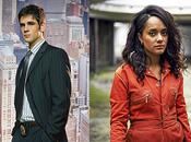 Under Dome Eddie Cahill (CSI: Karla Crome (Misfits) casting saison