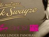 [Event] nuit avec Patrick Swayze Linder février 2014