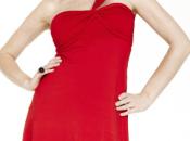 Robe grossesse pour Saint-Valentin 2014