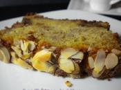 Cake moelleux bananes chocolat lait