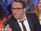 enfants télé avec Cyril Hanouna, Dany Boon, Mérad, Michèle Bernier