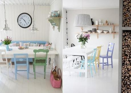 Comment customiser des chaises paperblog - Customiser des chaises ...