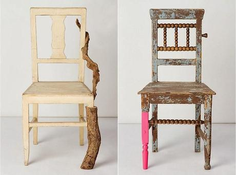 comment customiser des chaises paperblog. Black Bedroom Furniture Sets. Home Design Ideas