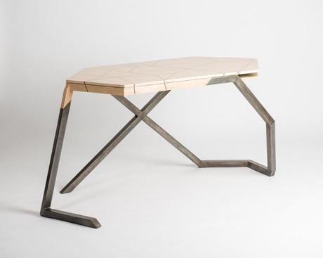 projet tudiant le bureau cintr par jean lo c ravasseau paperblog. Black Bedroom Furniture Sets. Home Design Ideas
