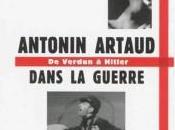 Antonin Artaud dans guerre