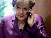 Obama invite Merkel Washington afin mettre téléphone écoute rangée