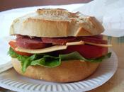 Sandwich salami (Vegan)