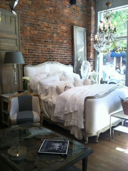 elegant idees d chambre chambre coucher romantique chambre ue coucher fueminine u romantique. Black Bedroom Furniture Sets. Home Design Ideas