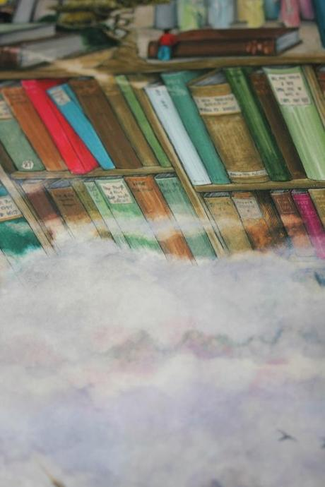 Le livre disparu - Colin THOMPSON - Paperblog
