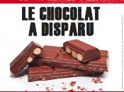 """Côte d'Or """"Un monde sans chocolat"""" concours inside"""
