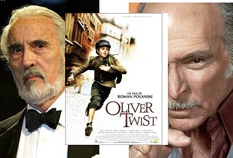 thesis for oliver twist