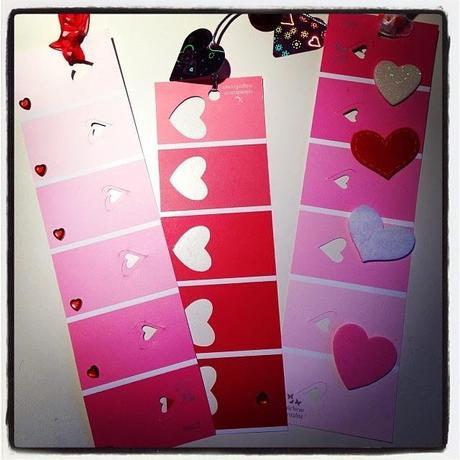 Bricolage signets pour la st valentin diy paperblog - Pinterest bricolage st valentin ...