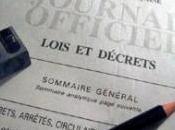 Droit minier publication décret février 2014 modifiant liste travaux miniers soumis autorisation