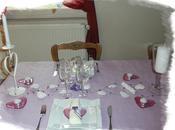 table saint-valentin 2014