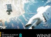 BAFTA 2014 Gravity Years Slave sont grands gagnants