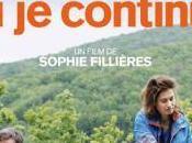 """Lundi février, Comoedia Avant première """"Arrête continue"""", présence Sophie Fillières d'Emmanuelle Devos"""