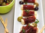 Antipasti reblochon viande grisons