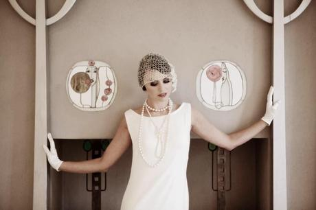 lindsay fleming robes de mari e des ann es folles. Black Bedroom Furniture Sets. Home Design Ideas
