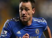 Terry face Everton