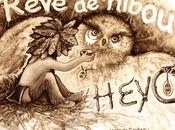 Heyo: rêve hibou Corbeau illustré Christian Offroy