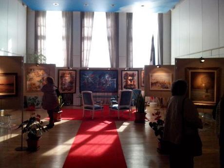 Retour sur le 49 me salon de peinture de la ville de - Le salon montelimar ...