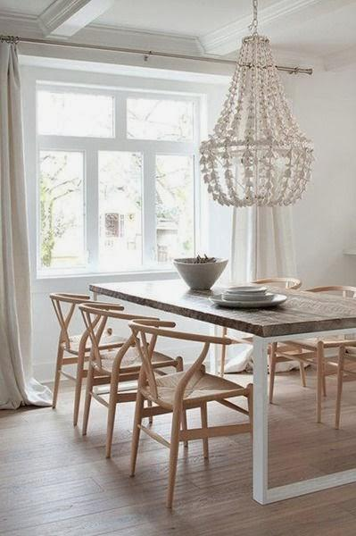 d co scandinave et lustre pampilles d couvrir. Black Bedroom Furniture Sets. Home Design Ideas