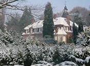 'Jardin remarquable'* visiter hiver, sous neige
