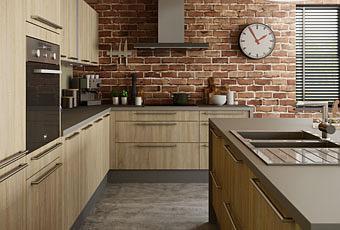Cuisine brique rouge solutions pour la d coration int rieure de votre maison for Cuisine brique rouge