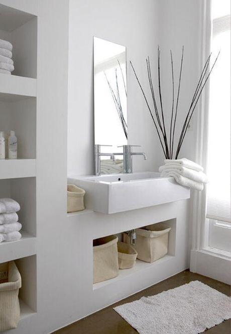 Jolie salle de bain paperblog for Petite salle de bain blanche