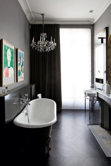 Jolie salle de bain paperblog - Salle de bain rustique chic ...