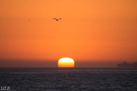 Coucher de soleil sur la mer paperblog - Photos de coucher de soleil sur la mer ...